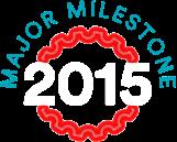 2015  Milestone icon